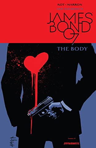 James Bond: The Body #4