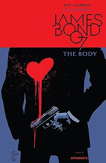 James Bond: The Body (2018) #4 (of 6)