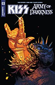 Kiss/Army Of Darkness #3