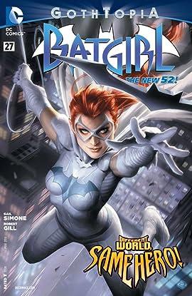 Batgirl (2011-2016) #27