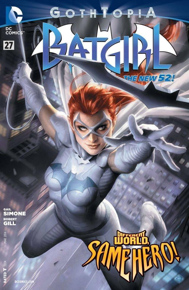 Batgirl (2011-) #27