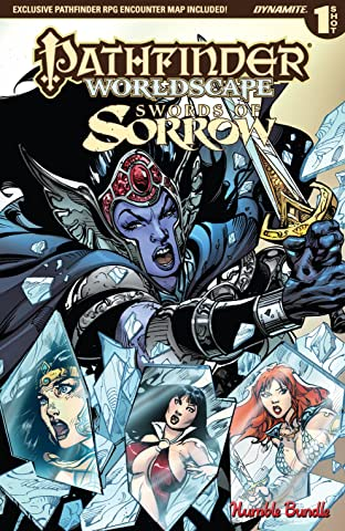 Pathfinder: Worldscape - Swords Of Sorrow