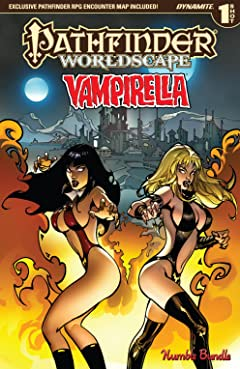 Pathfinder: Worldscape - Vampirella