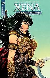 Xena: Warrior Princess Vol. 4 #3