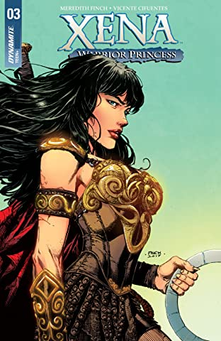 Xena: Warrior Princess Vol. 4 #3