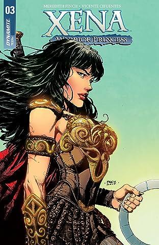Xena: Warrior Princess Vol. 4 No.3