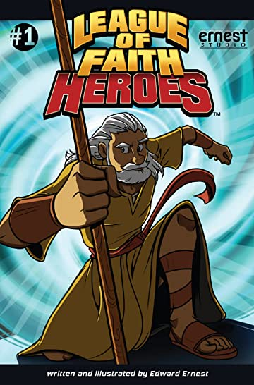 League of Faith Heroes #1