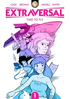 Extraversal Volume 1: Time to Fly