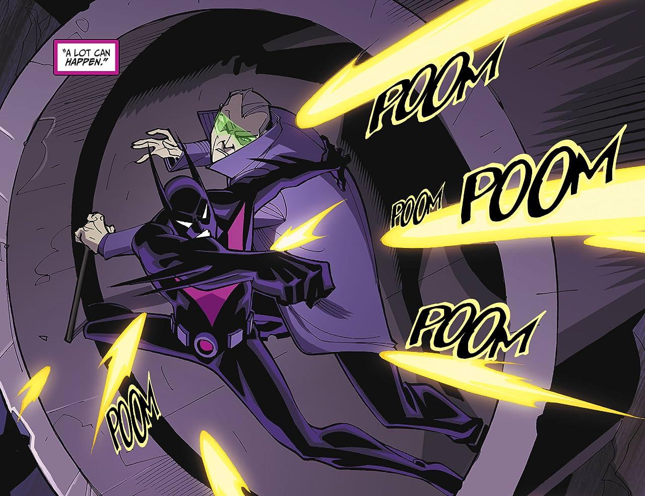 Batman Beyond 2.0 (2013-2014) #12