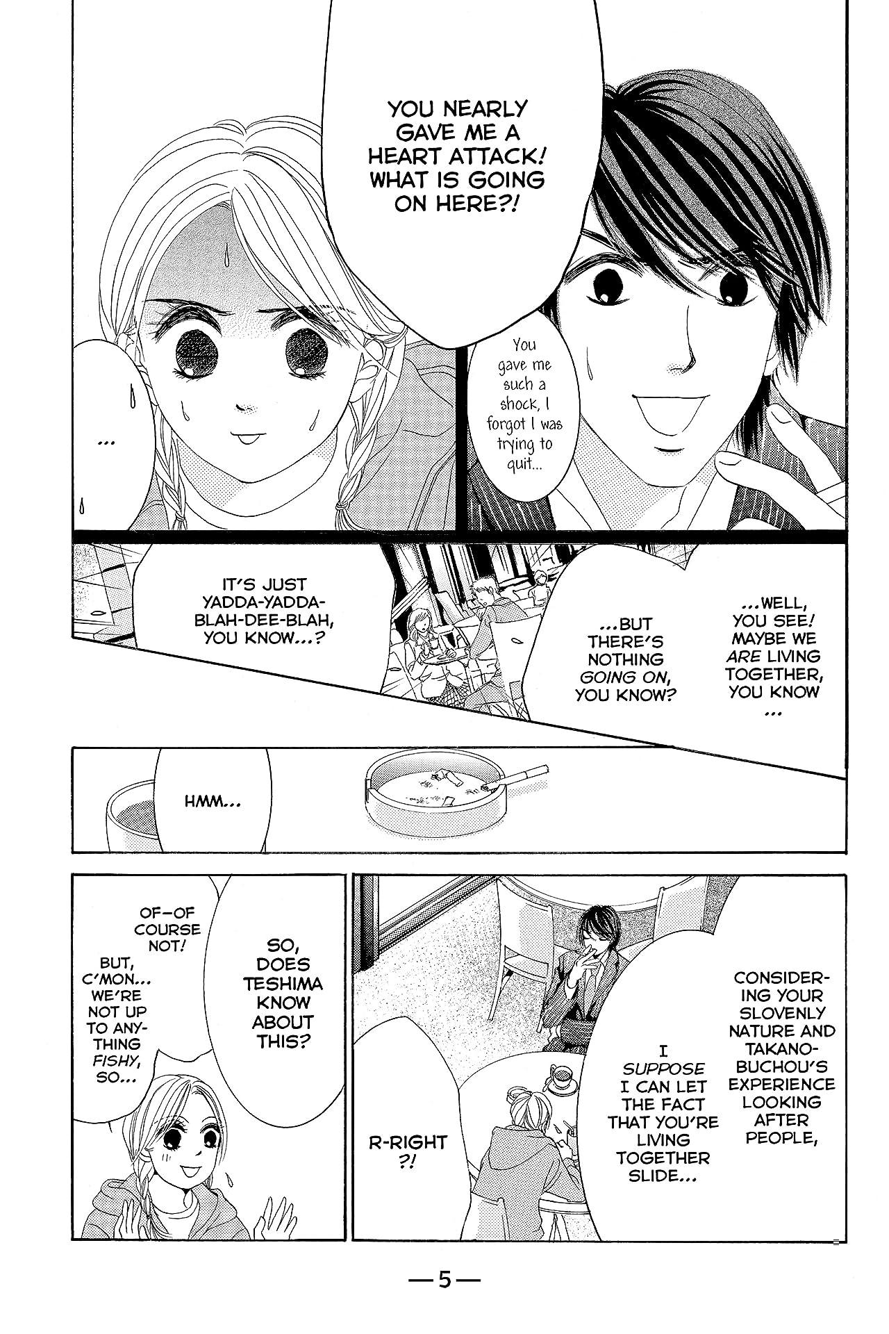 Hotaru's Way Vol. 5