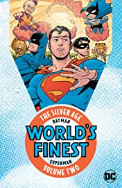 Batman & Superman in World's Finest: The Silver Age  Tome 2