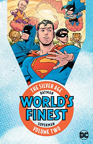 Batman & Superman in World's Finest: The Silver Age  Vol. 2