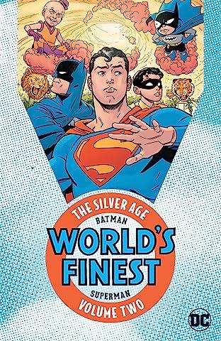 Batman & Superman in World's Finest: The Silver Age Tome 2