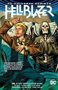 The Hellblazer (2016-2018) Vol. 3: The Inspiration Game