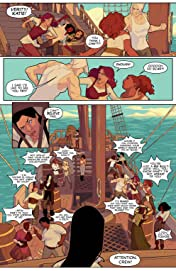 Princeless: Girls Rock/Girls Leadership Anthology #1