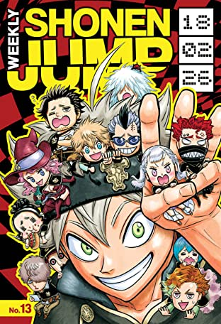 Weekly Shonen Jump Vol. 315: 02/26/2018
