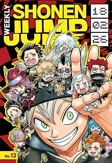 Weekly Shonen Jump Vol. 315: 02/26/2018