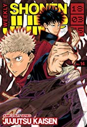 Weekly Shonen Jump Vol. 316: 03/05/2018