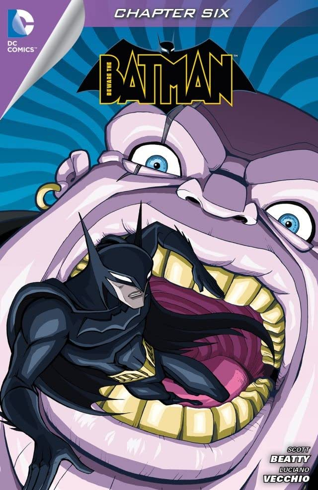 Beware the Batman (2013-2014) #6