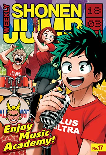 Weekly Shonen Jump Vol. 319: 03/26/2018