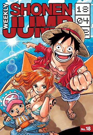 Weekly Shonen Jump Vol. 320: 04/02/2018