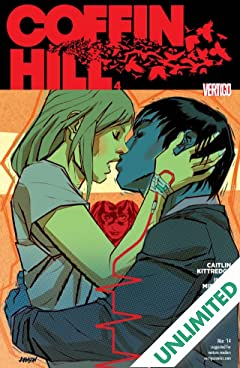 Coffin Hill (2013-2015) #4