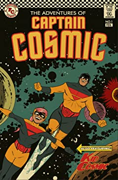 The Adventures of Captain Cosmic No.1