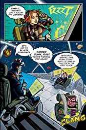 Space Junkies #1
