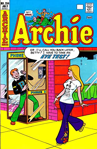 Archie #254