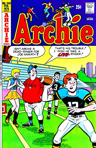 Archie #250