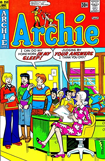 Archie #253