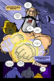 John L. Sullivan Boston Strong Boy In Space #7