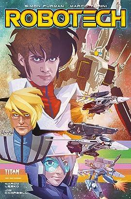 Robotech #9