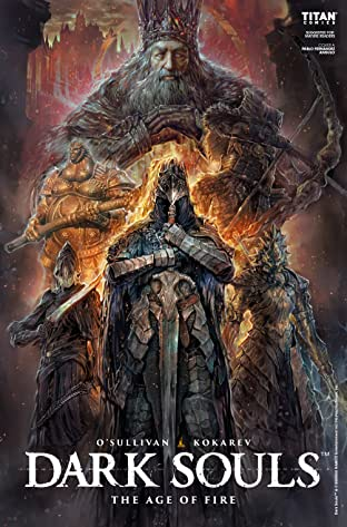 Dark Souls: The Age of Fire #1