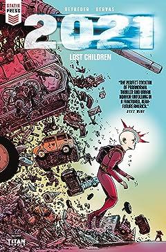 2021: Lost Children #1