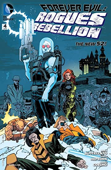 Forever Evil: Rogues Rebellion (2013-2014) #4 (of 6)