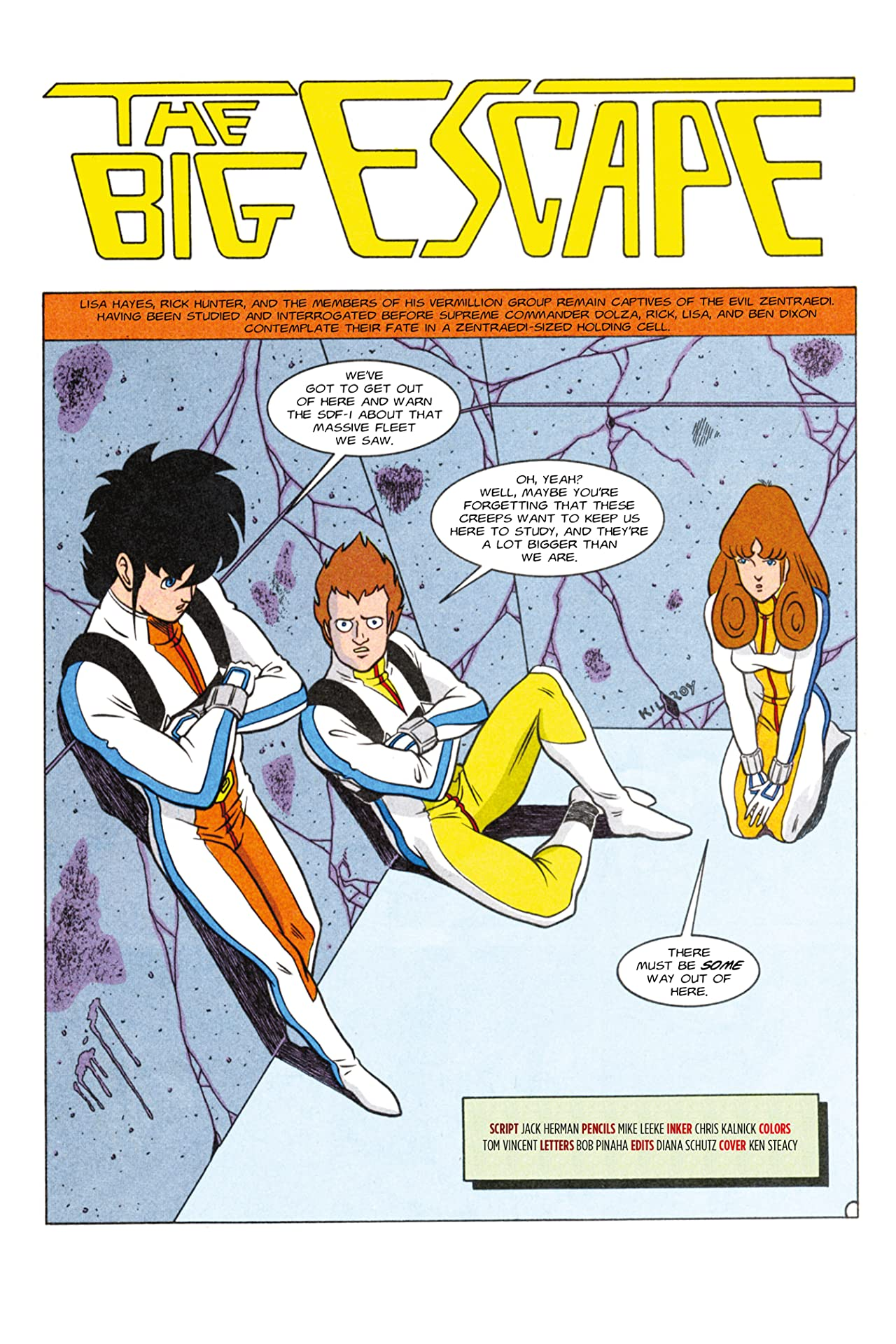 Robotech Archives: The Macross Saga Vol. 2