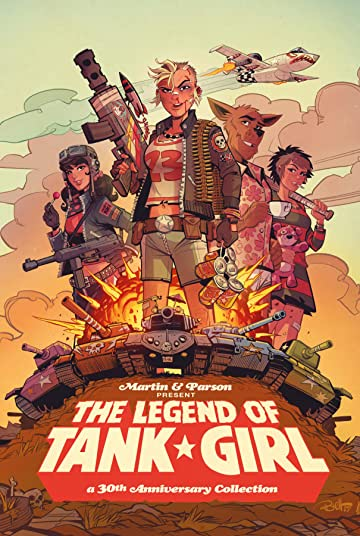 The Legend of Tank Girl