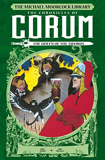 The Michael Moorcock Library: Chronicles of Corum Volume 2 - The Queen of Swords Vol. 2
