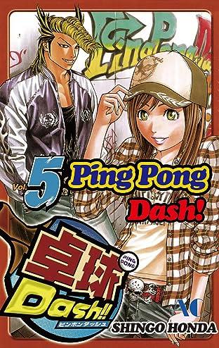 Ping Pong Dash! Tome 5