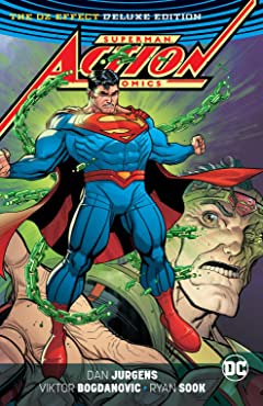 Action Comics: Superman - The Oz Effect Deluxe Edition