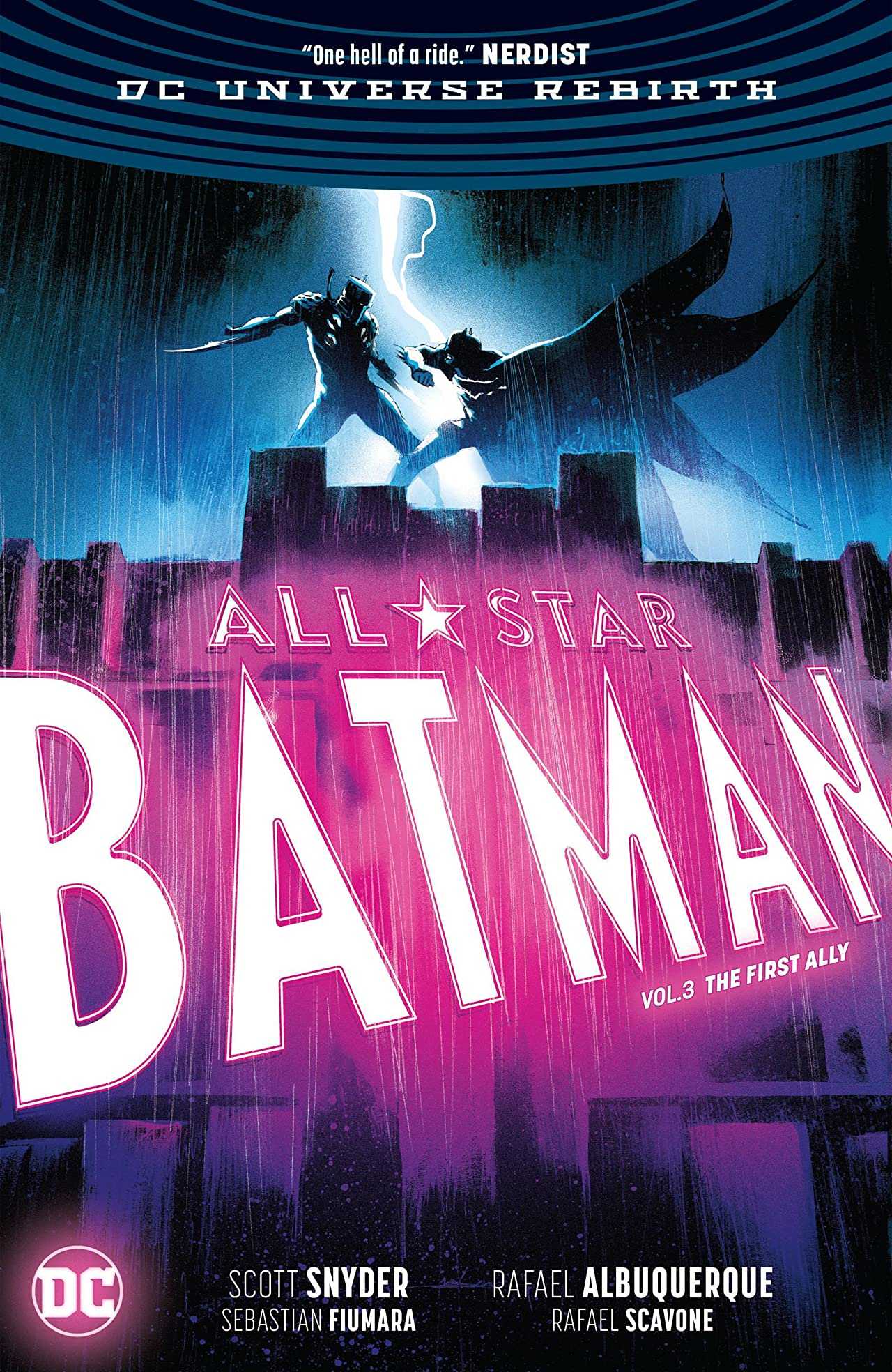 All-Star Batman (2016-2017) Vol. 3: The First Ally