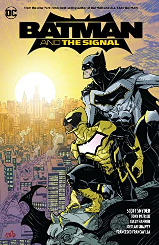 Batman & the Signal (2018-)
