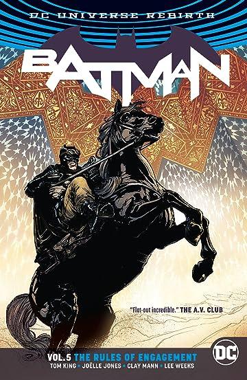 Batman (2016-) Vol. 5: The Rules of Engagement