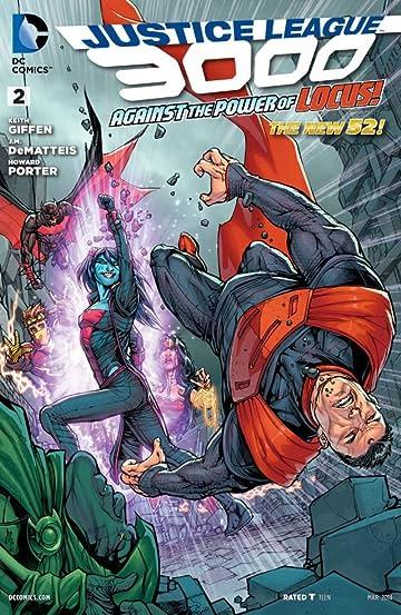 Justice League 3000 (2013-2015) #2