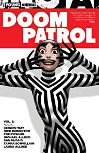 Doom Patrol (2016-2018) Vol. 2: Nada