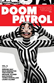 Doom Patrol (2016-) Vol. 2: Nada