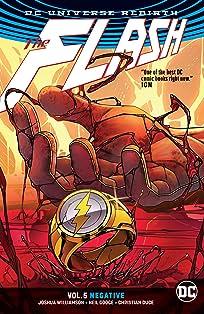 The Flash (2016-) Vol. 5: Negative