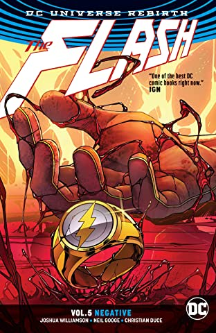 The Flash (2016-) Vol. 5: Negative