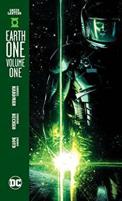 Green Lantern: Earth One  Tome 1